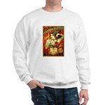 Chapel Tattooed Beautiful Lady Sweater