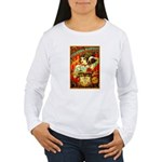 Chapel Tattooed Beautiful Lady Long Sleeve T-Shirt