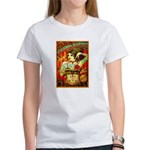 Chapel Tattooed Beautiful Lady T-Shirt
