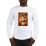Chapel Tattooed Beautiful Lady Long Sleeve T-Shirt