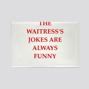waitress Magnets