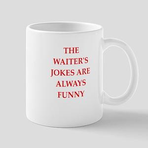 waiter Mugs