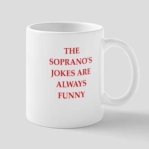 soprano Mugs