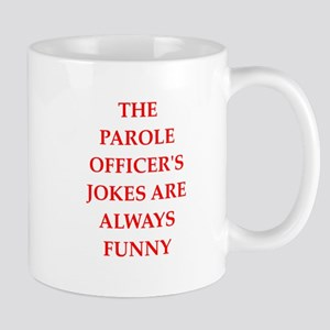 parole officer Mugs