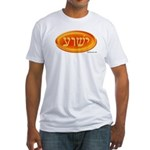 Yeshua in Hebrew Fitted T-Shirt