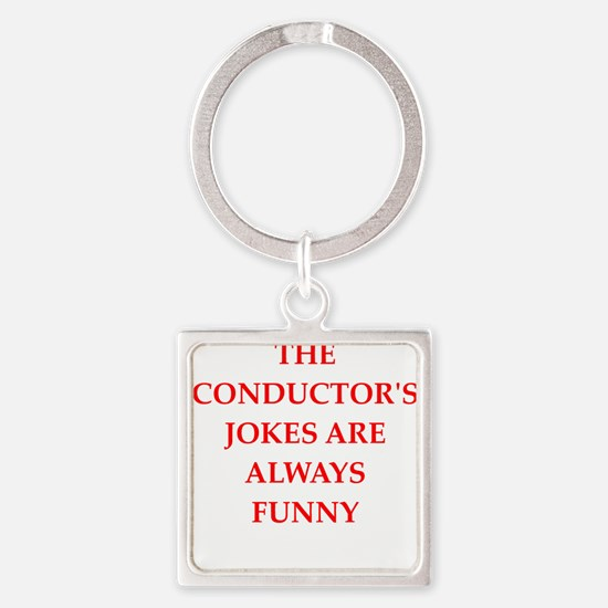 conductor Keychains