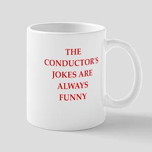conductor Mugs