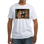 Yeshua, The Lion Of Judah Fitted T-Shirt