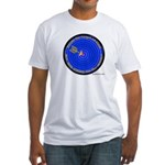Torah, The Target Of God Fitted T-Shirt