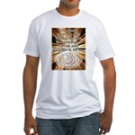 Light To The Eyes Fitted T-Shirt