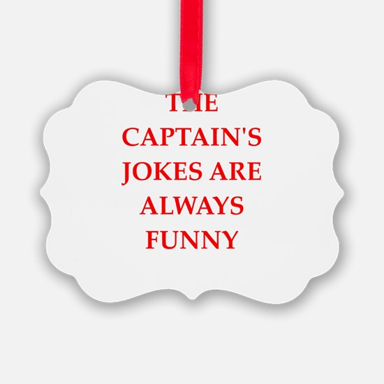 captain Ornament