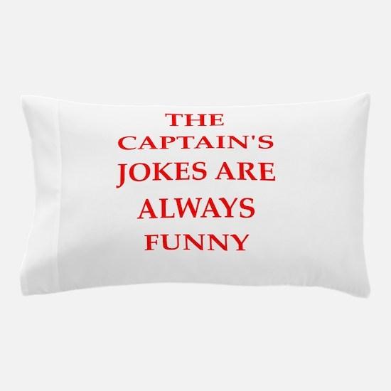 captain Pillow Case