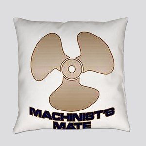 Machinist's Mate Everyday Pillow