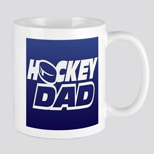 Hockey Dad Mugs