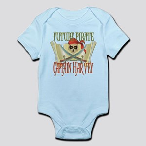 Captain Harvey Infant Bodysuit