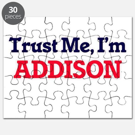 Trust Me, I'm Addison Puzzle