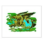Gryphon Small Poster
