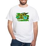 Gryphon White T-Shirt