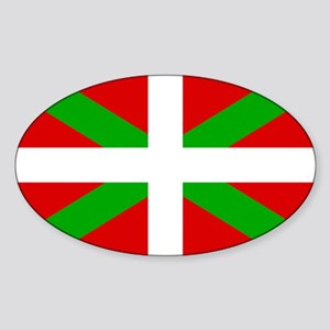 Basque Flag Sticker