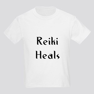 Reiki Heals Kids Light T-Shirt