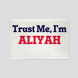 Trust Me, I'm Aliyah Magnets
