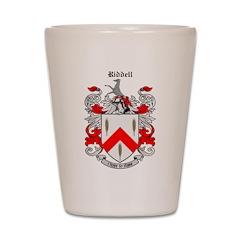 Riddell Shot Glass 104526876
