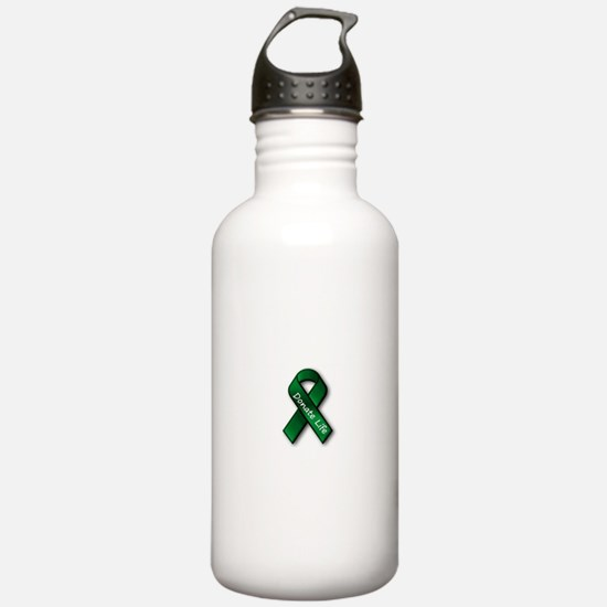 Donate Life Water Bottle