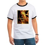 Our God Is A Consuming Fire Ringer T