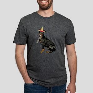 FIN-manchester-terrier- Women's Cap Sleeve T-Shirt