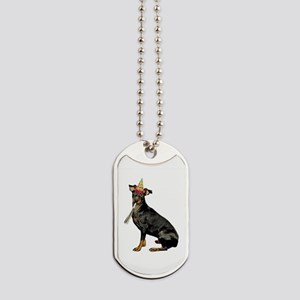 Manchester Terrier Birthday Dog Tags