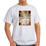 Light To The Eyes Ash Grey T-Shirt