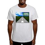 Yeshua Is The Way Ash Grey T-Shirt