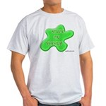 Stuck On Yeshua Ash Grey T-Shirt