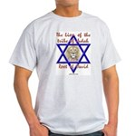 Lion Of The Tribe Of Judah Ash Grey T-Shirt