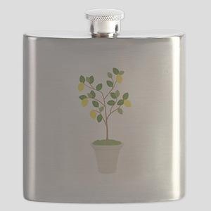Lemon Tree Flask