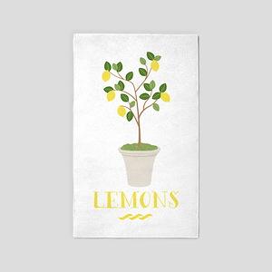 Lemons Area Rug