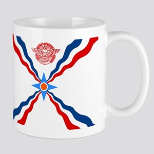 Assyrian Flag Mugs