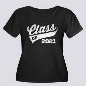 class of 2021 Plus Size T-Shirt