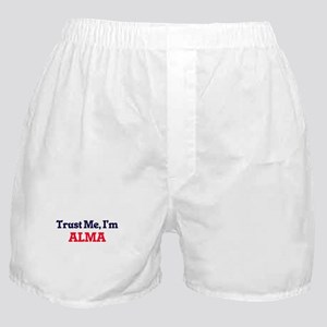 Trust Me, I'm Alma Boxer Shorts