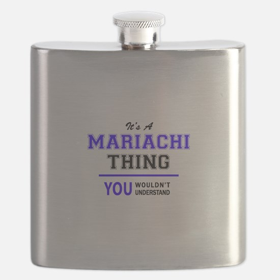 It's MARIACHI thing, you wouldn't understand Flask