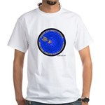 Torah, The Target Of God White T-Shirt