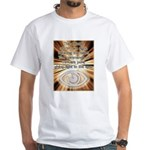 Light To The Eyes White T-Shirt