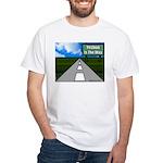 Yeshua Is The Way White T-Shirt