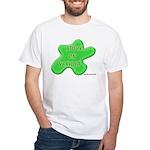 Stuck On Yeshua White T-Shirt