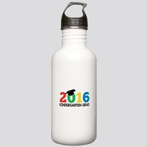 2016 Kindergarten Grad Stainless Water Bottle 1.0L
