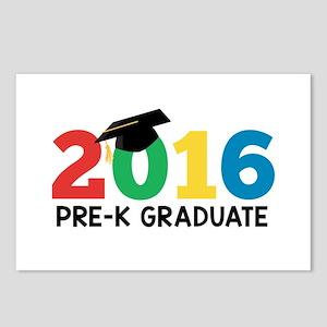 2016 Pre-K Graduate Postcards (Package of 8)