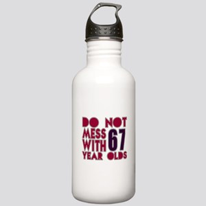 Do Not Mess With 67 Ye Stainless Water Bottle 1.0L