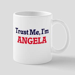 Trust Me, I'm Angela Mugs