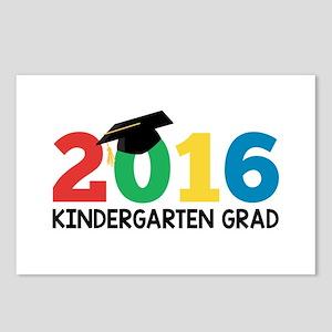 2016 Kindergarten Grad Postcards (Package of 8)