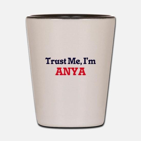 Trust Me, I'm Anya Shot Glass